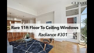 11 ft Ceilings Next To Warriors New Stadium at Radiance | 330 Mission Bay Blvd #301, San Francisco