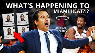 What's Happening to the Miami Heat?