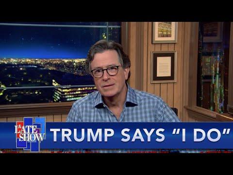 Trump Says