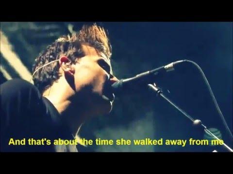 Blink-182 What's my age again - lyrics (live)