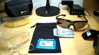 Kacamata Sepeda Polarized dengan 5 Lensa Myopia Berkualitas CYW73 - Original 818