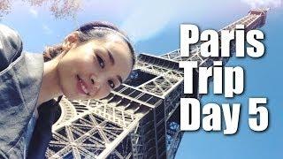Paris Trip Day5 [English Subs] - AsahiSasaki Thumbnail