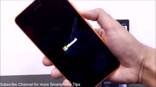 Forgot Password - How to Hard Reset Lumia 640 XL or ANY Windows Phone