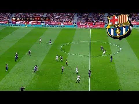 SEVILLA vs FC BARCELONA 0-5 | Full Match / Partido Completo | 21/04/2018 Final Copa del Rey