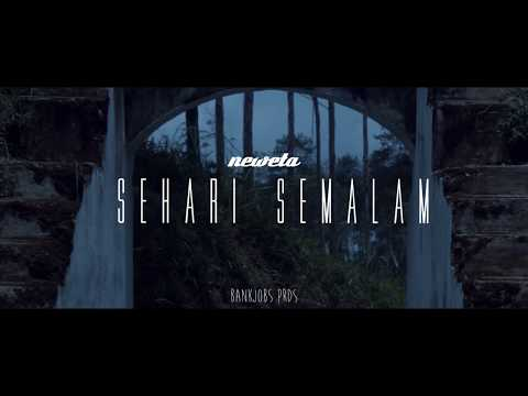 NEWETA - SEHARI SEMALAM (Official Video Clip)