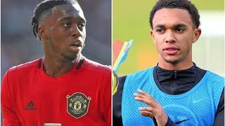 Man Utd star Aaron Wan-Bissaka outperforming Trent Alexander-Arnold - but there's an issue- trans...