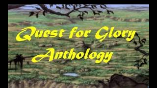 Sierra On-Line - Quest For Glory Anthology - Promo Trailer