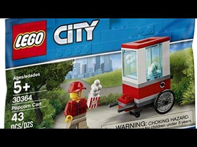 Aufbau 30364 Popcornwagen