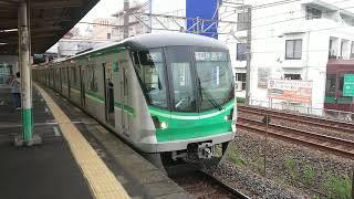[いい音] 東京メトロ千代田線16000系東芝PMSM JR常磐線新松戸(JL-25)発車