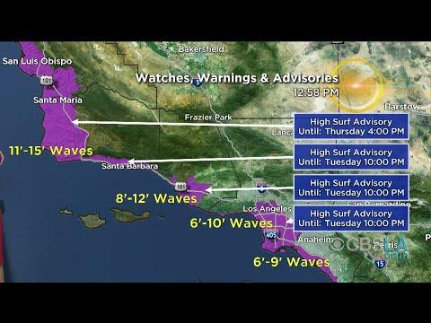 CBSLA Weather Brief (December 19)