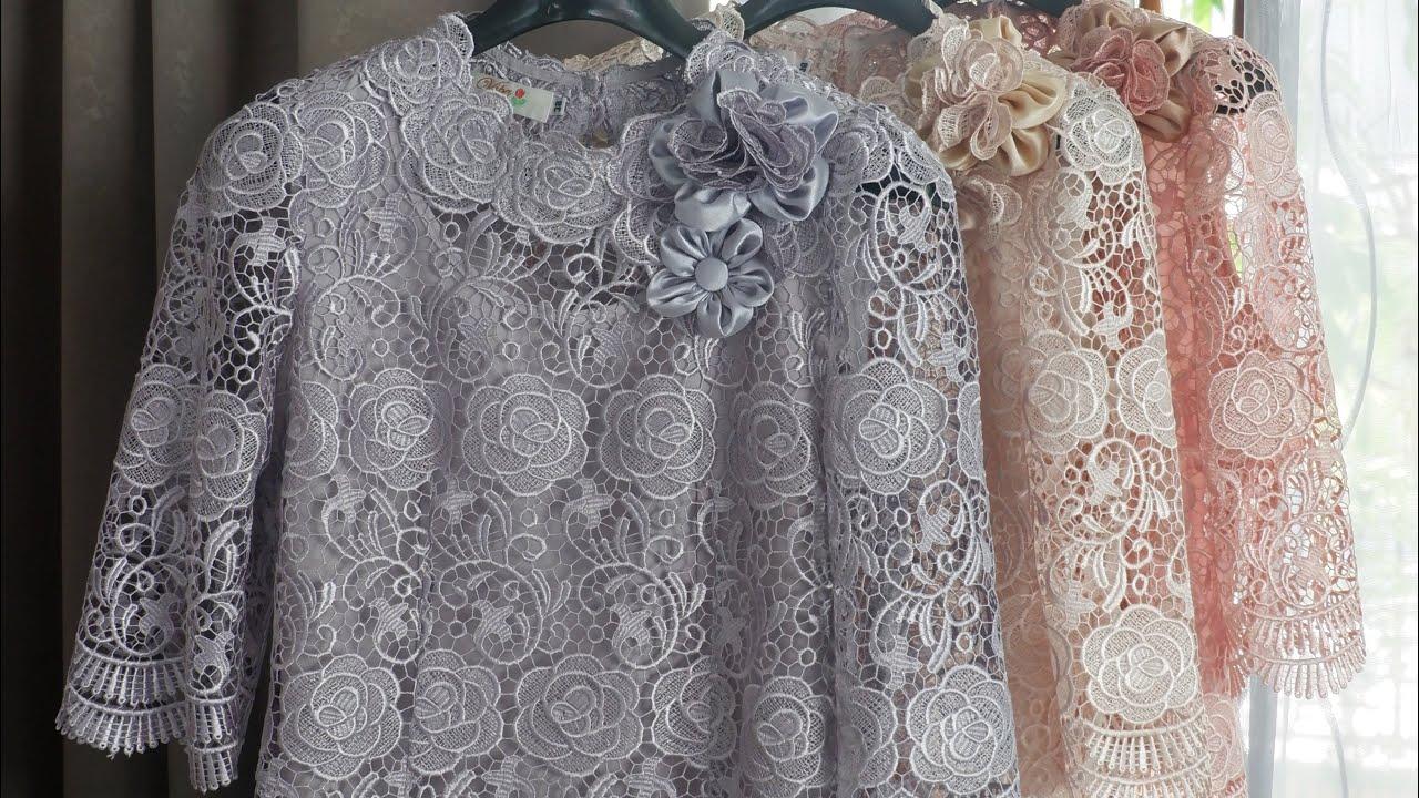 ลูกไม้วิภา Ep.1 : เสื้อลูกไม้งามๆ ออกงานก็สวย ใส่ในชีวิตประจำวันก็เลิศ