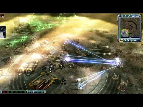 Command and Conquer 3 Tiberium Wars GDI Mission 15 - Berne
