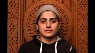 Generation Yerevan : Nariné, première femme à fabriquer des khachkars