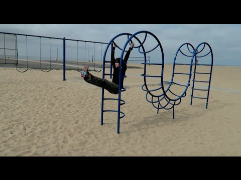21 Playground Exercises For An Outdoor Workout