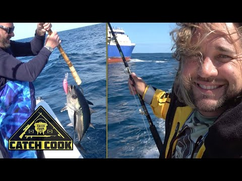 Ep. 1/2 - Captain Leeu Does The Tuna Derby In Cape Town, South Africa