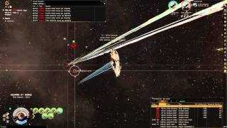 Drifter Test, Oracle 100mn MWD | EVE Online