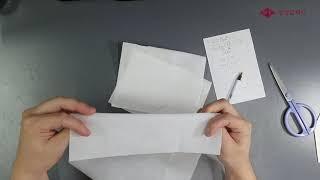 [한양교재사] 마스크 필터 설명과 구별 방법, 사용법