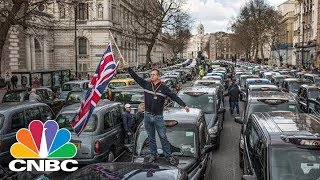 Video London Is Going Back To The Dark Ages: Carnegie Mellon Professor On Uber Decision | CNBC download MP3, 3GP, MP4, WEBM, AVI, FLV Oktober 2017
