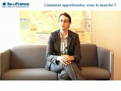 Interview with Upsolar's Emilie Fages - Agence Regionale de Developpement Paris Ile de France