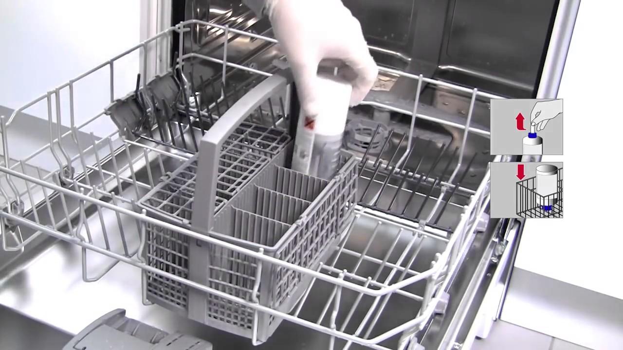 Bulaşık makinası kokusu nasıl yok edilir
