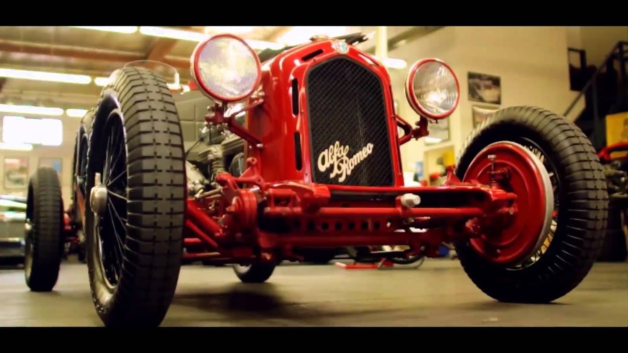 Pure Blooded Motoring Pt 2 Pur Sang 8c 2300 Paying Homage To Alfa Romeos Golden Age
