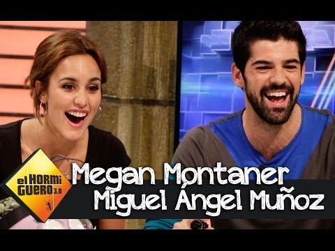 El Hormiguero 3.0  Megan Montaner: