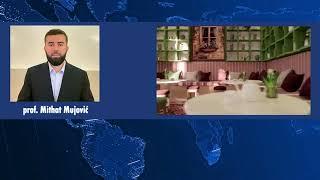 Ef. Mujović o projektu IKC u Beču - YouTube