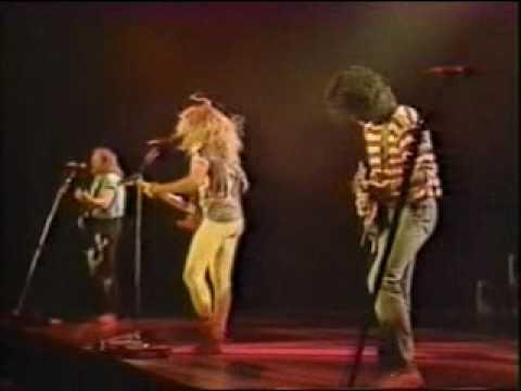 Van Halen - I can't drive 55 (live 1989)