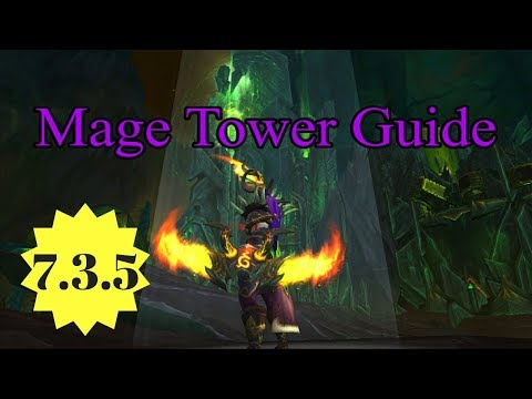 Havoc Demon Hunter Mage Tower: Guide and Commentary