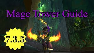 Video Havoc Demon Hunter Mage Tower: Guide and Commentary download MP3, 3GP, MP4, WEBM, AVI, FLV Juli 2018