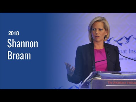 Shannon Bream Steamboat Institute Freedom Conference - YouTube
