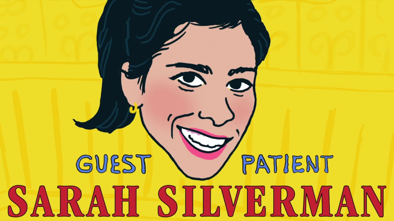 Dr. Katz: The Audio Files (Guest Patient: Sarah Silverman) - The cult classic TV show is back with all new audio episodes on Audible. This episode features Sarah Silverman.