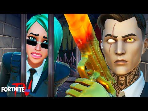 FORTNITE AGENT MIDAS In SPY GAMES - Fortnite Music Video