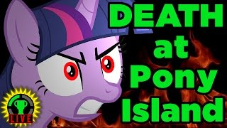 Pony Island: HORSIES From HELL! (Part 1)