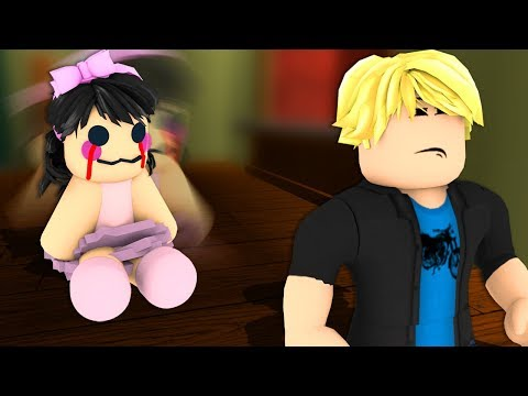 This little girl followed me on Roblox...