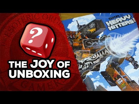 The Joy of Unboxing: GKR: HeavyHitters