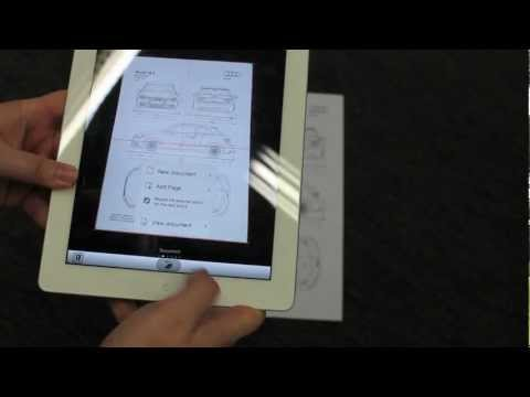 An Easy Way to Scan A3 Sized Documents - DocScanner 6 iOS for iPhone & iPad