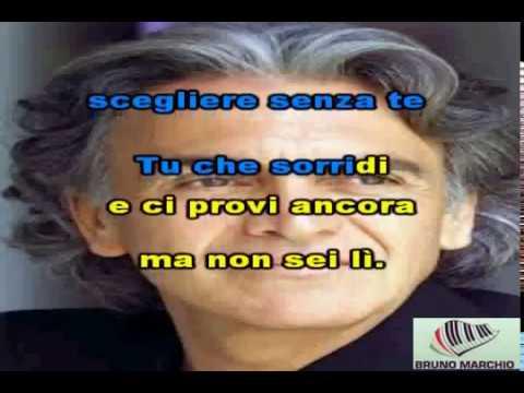 KARAOKE IL SEGRETO DEL TEMPO CON CORI - ROBY FACCHINETTI ft RICCARDO FOGLI