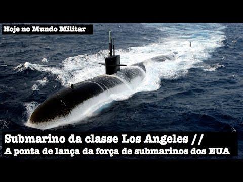 Submarino de ataque rápido da classe Los Angeles