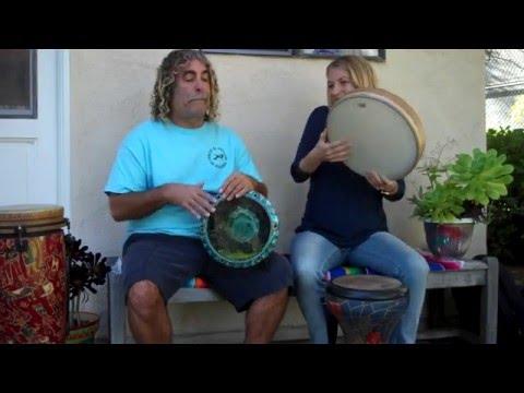 5 Middle Eastern rhythms for darbuka and frame drum