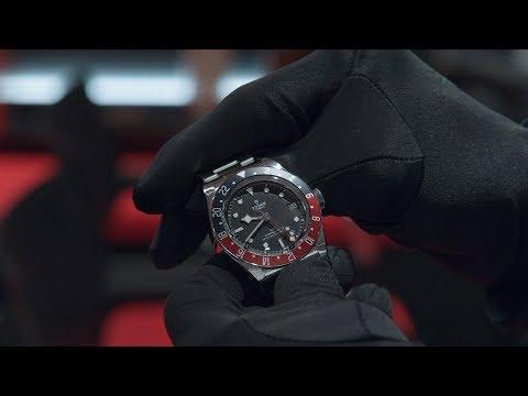 Baselworld 2018: Tudor Black Bay GMT