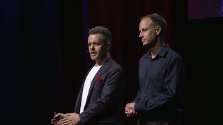 World's first flood-resilient ferry terminals | Brendan Gaffney & Arne Nilsen | TEDxBrisbane
