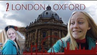 VLOG Z LONDÝNA 2 Oxford