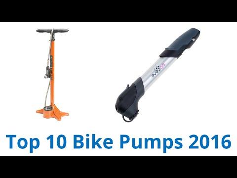 10 Best Bike Pumps 2016