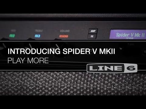 Introducing Spider V MkII | Line 6