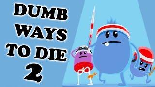 DEATH OLYMPICS | Dumb Ways To Die 2