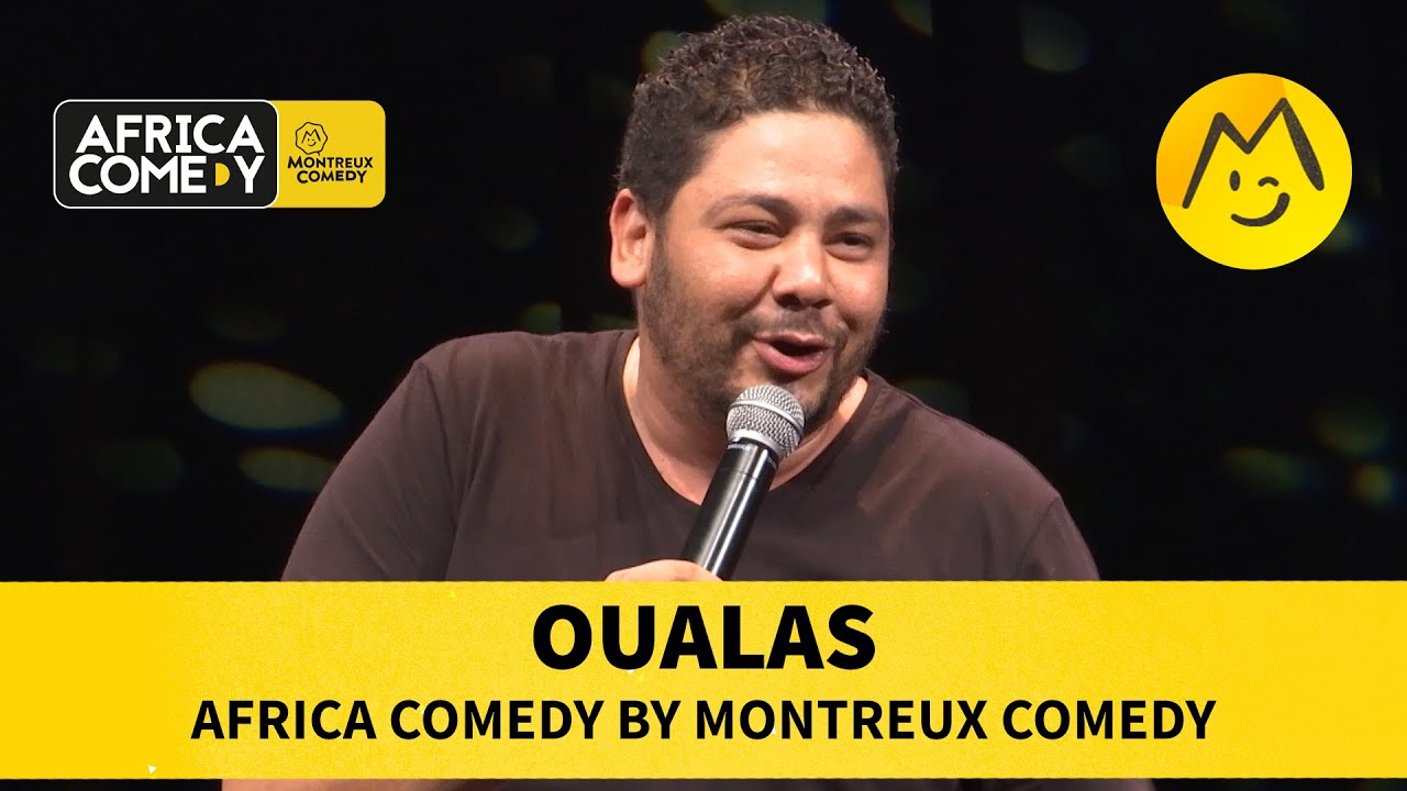 Oualas - Africa Comedy by Montreux Comedy