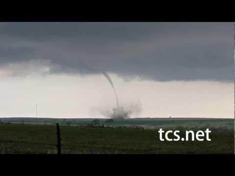 Tornado North of Oxford, Nebraska - April 14, 2012