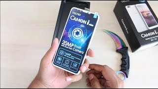 Tecno Camon i Click Unboxing, Camera, Features, Quick Review