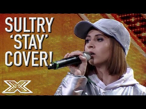 SULTRY Cover Of 'Stay' By Rihanna On X Factor Georgia! | X Factor Global